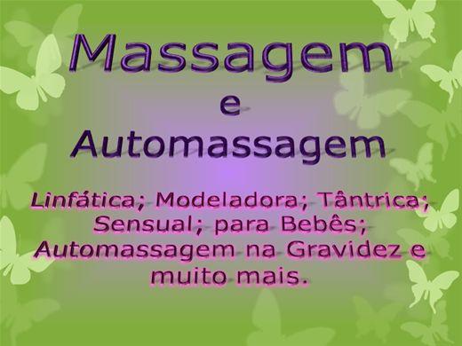 Curso Online de Massagem e Automassagem