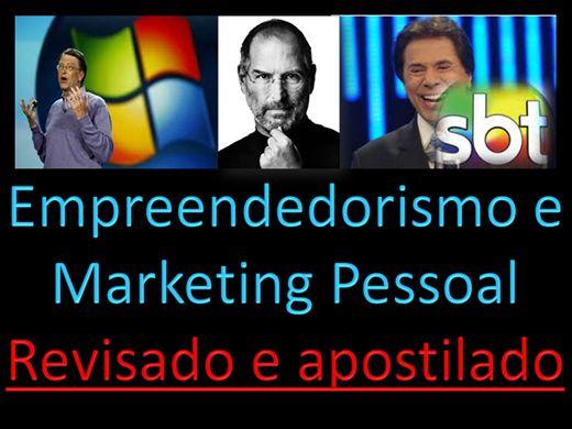 Curso Online de Empreendedorismo e Marketing Pessoal