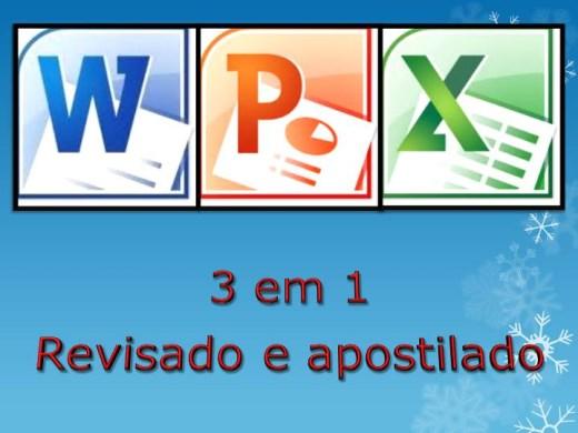 Curso Online de Pacote Office 2010