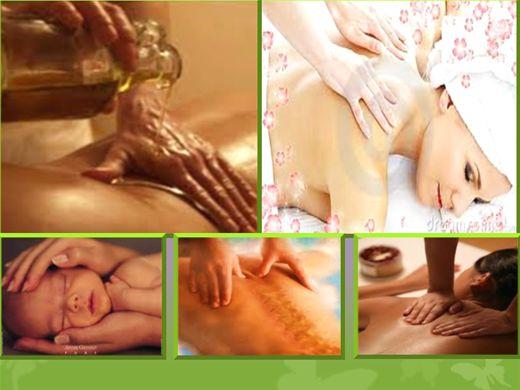 Curso Online de Massagens Básico