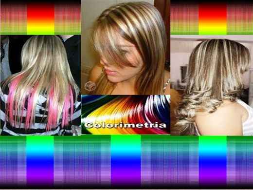Curso Online de Colorimetria Capilar Básico