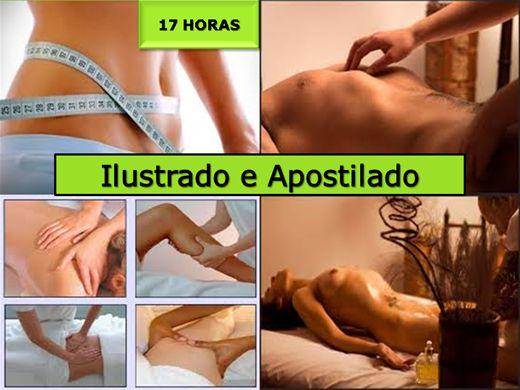 Curso Online de Massagem Profissional-Passo a Passo