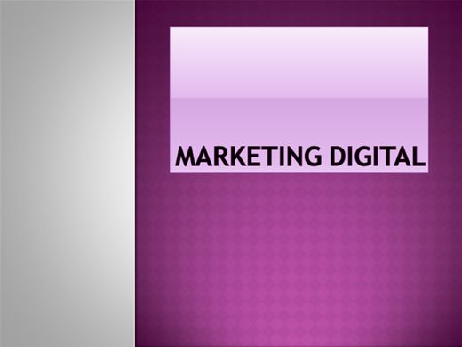 Curso Online de MARKETING DIGITAL
