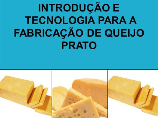 Curso Online de INTRODUÇÃO E  TECNOLOGIA PARA A FABRICAÇÃO DE QUEIJO PRATO