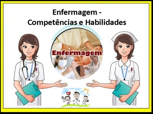 Curso Online de Enfermagem - Competências e Habilidades