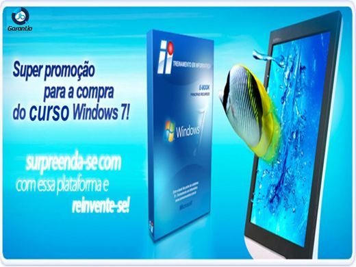 Curso Online de Microsoft Windows 7 - Sistema Operacional
