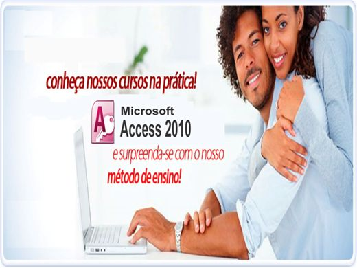Curso Online de Microsoft Access 2010 Banco de Dados