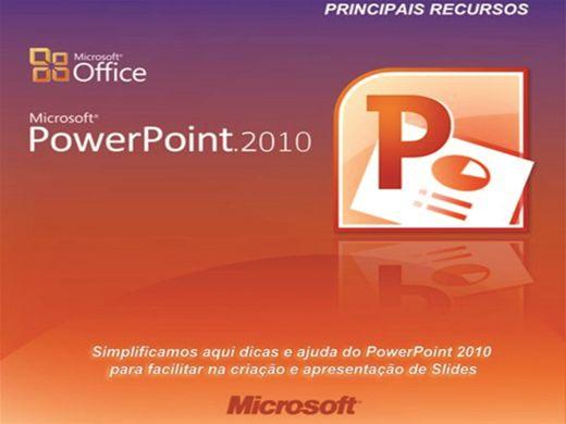 Curso Online de Microsoft PowerPoint 2010 - Apresentação de Slides