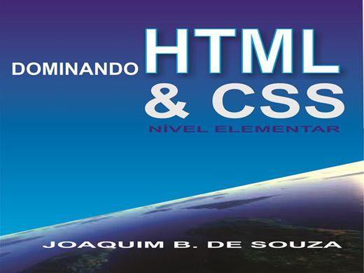 Curso Online de Dominando HTML e CSS