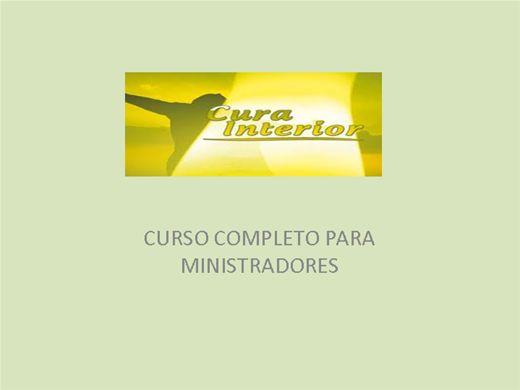 Curso Online de CURA INTERIOR - (Para Ministradores)