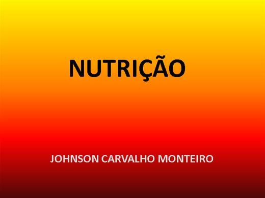 Curso Online de Curso de Introdução a nutrição