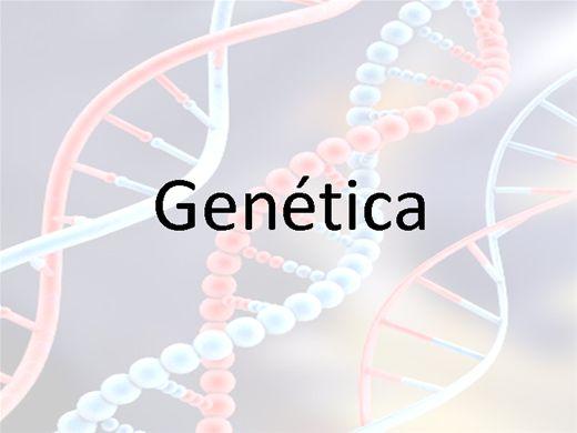 Curso Online de Introdução a Genética