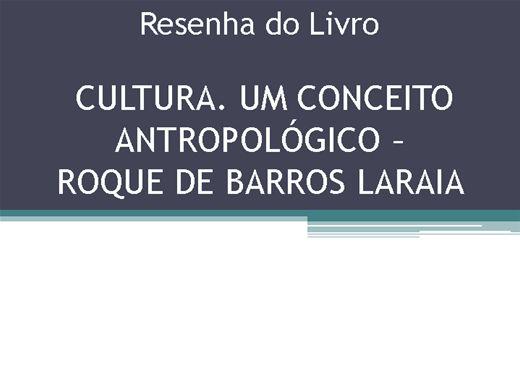 Curso Online de Cultura, um conceito Antropológico
