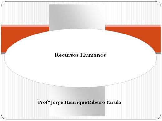 Curso Online de Tecnólogo em Gestão de Recursos Humanos