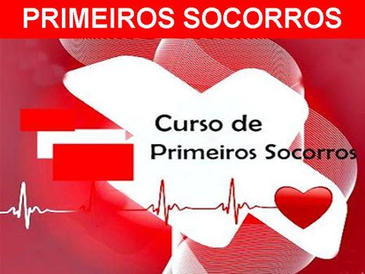 Curso Online de PRIMEIROS SOCORROS - SUA ATITUDE PODE SALVAR UMA VIDA
