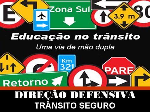 Curso Online de DIREÇÃO DEFENSIVA - TRÂNSITO SEGURO