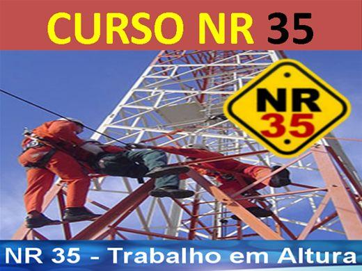 Curso Online de NR-35  - TRABALHO EM ALTURA