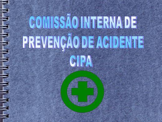 Curso Online de COMISSÃO INTERNA DE PREVENÇÃO DE ACIDENTE (CIPA)