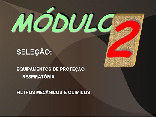 Curso Online de Higiene Ocupacional Modulo 2/4