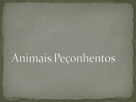 Curso Online de Animais peçonhentos
