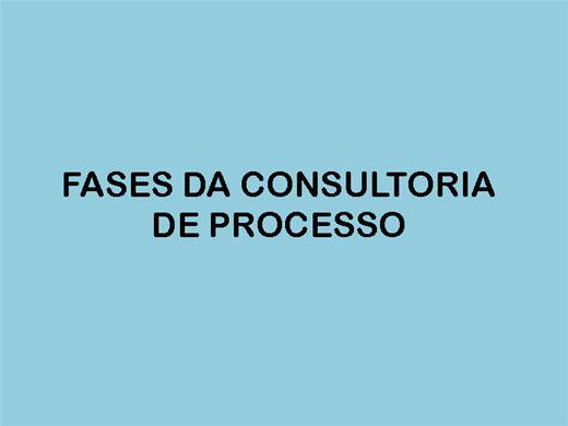 Curso Online de Fases da Consultoria do Processo