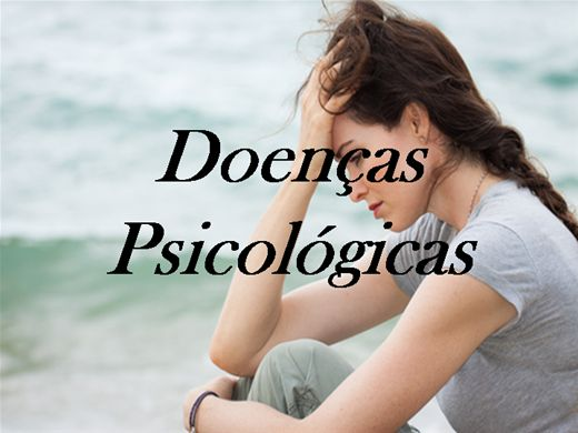 Curso Online de Doenças Psicológicas