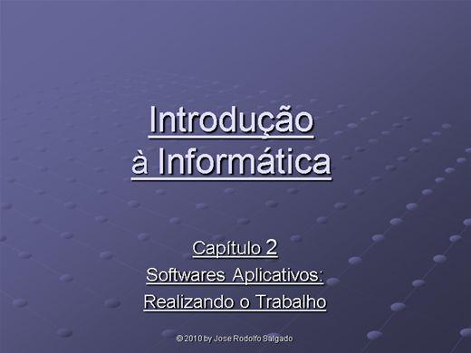 Curso Online de 2º Aula de Informática
