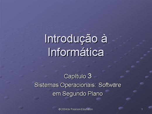 Curso Online de Aula Informatica Basica 3º