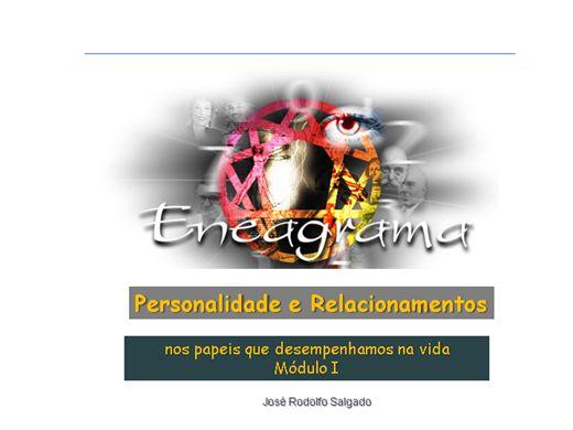 Curso Online de Eneagrama Modulo II