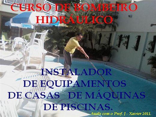 Curso Online de BOMBEIRO HIDRÁULICO E INSTALADOR DE CASAS DE MÁQUINAS DE PISCINAS E EQUIPAMENTOS. 2011/2012.