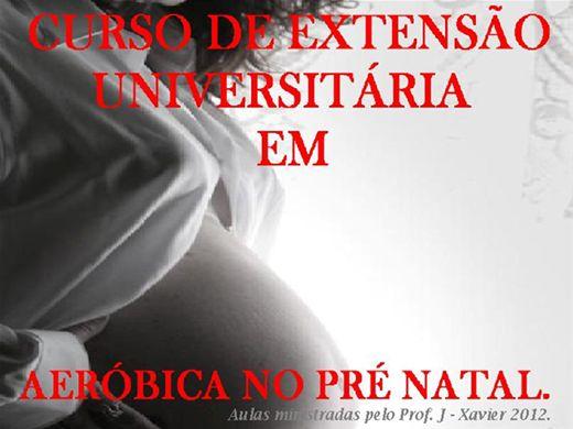 Curso Online de EXTENSÃO UNIVERSITÁRIA EM AERÓBICA NO PRÉ NATAL. 2012.