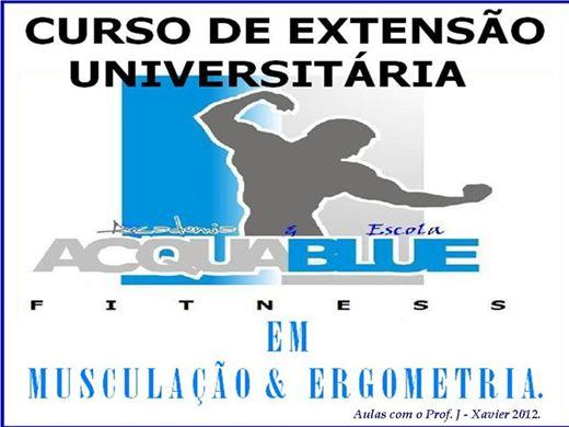 Curso Online de EXTENSÃO UNIVERSITÁRIA EM MUSCULAÇÃO E ERGOMETRIA MASCULINA E FEMININA