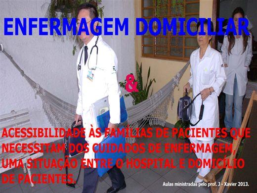Curso Online de ENFERMAGEM DOMICILIAR 2013.