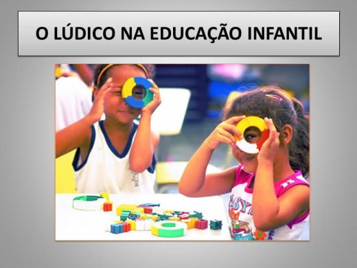 Curso Online de O LÚDICO NA EDUCAÇÃO INFANTIL