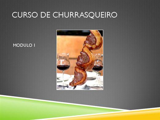 Curso Online de CURSO DE CHURRASQUEIRO