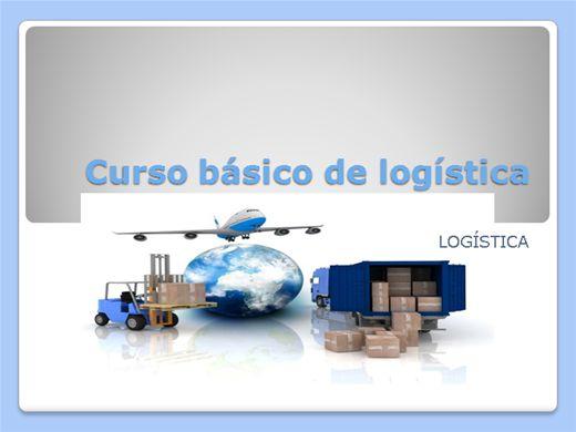 Curso Online de curso de logística