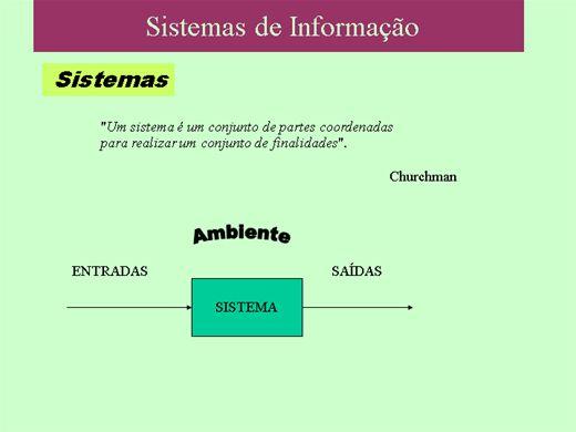 Curso Online de Sistemas de Informação
