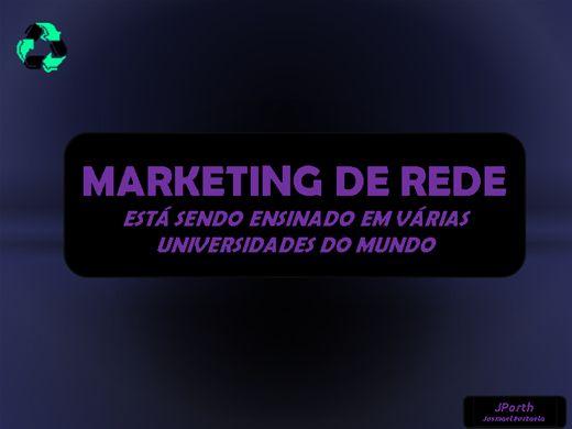 Curso Online de MARKETING DE REDE