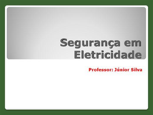 Curso Online de Curso Básico de Eletricista