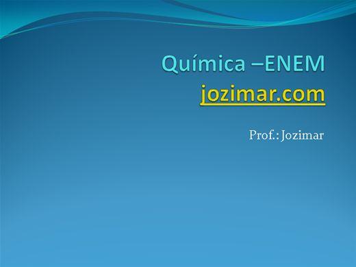 Curso Online de Quimica para o ENEM