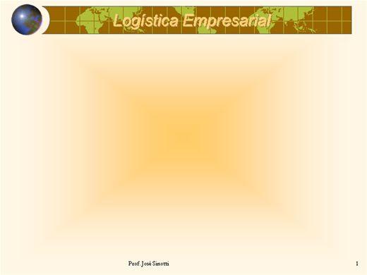 Curso Online de Introdução a Logística Empresarial