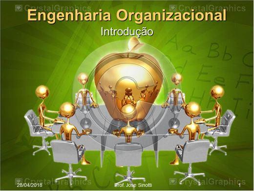 Curso Online de Engenharia Organizacional