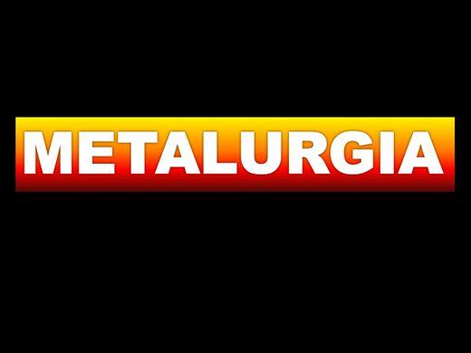 Curso Online de Segurança e Saúde na Indústria Metalúrgica