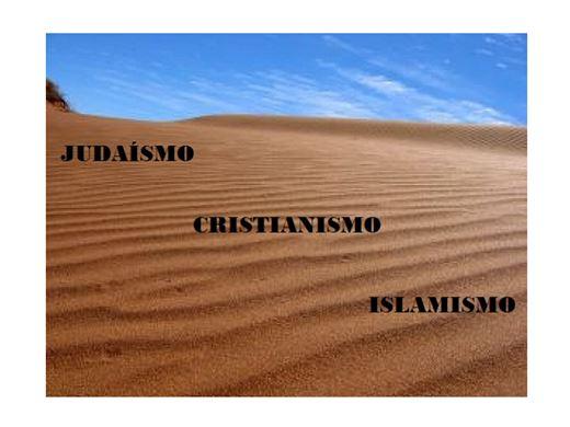Curso Online de JUDAÍSMO, CRISTIANISMO E ISLAMISMO