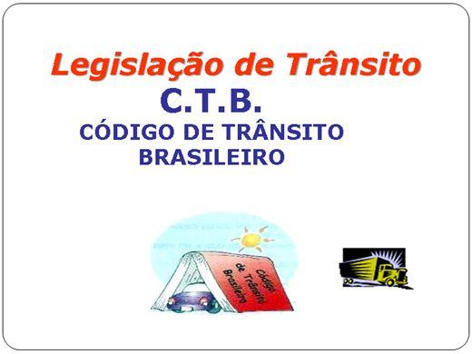 Curso Online de Legislação de Trânsito