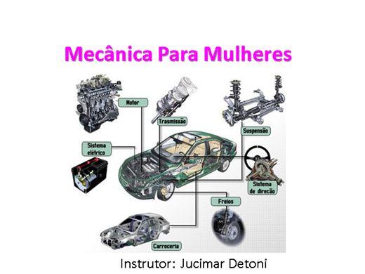 Curso Online de Mecânica para Mulheres
