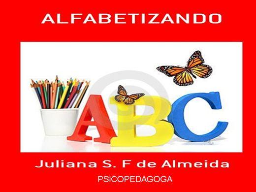 Curso Online de ALFABETIZAÇÃO