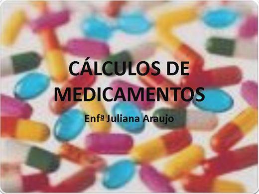 Curso Online de CÁLCULO DE MEDICAÇÕES