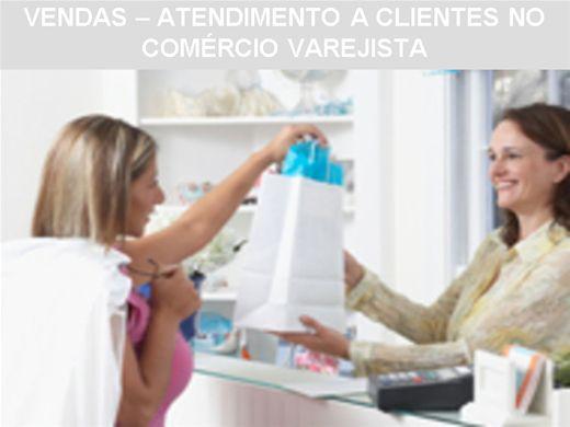 Curso Online de VENDAS - ATENDIMENTO A CLIENTES NO COMÉRCIO VAREJISTA