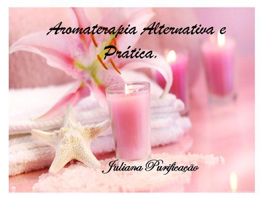 Curso Online de Aromaterapia Alternativa e Prática